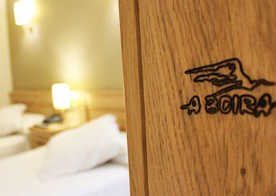 EL HOTEL A Boira en Jaca Pirineos
