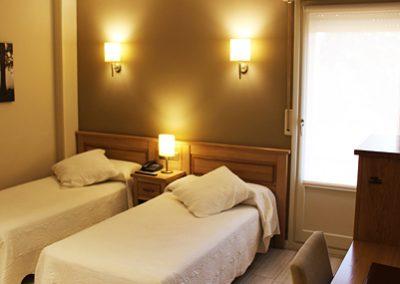 Habitación doble, 1 ó 2 camas