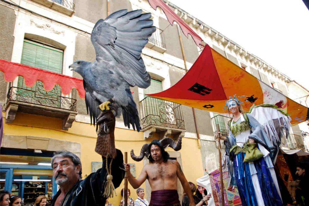 Mercado Medieval Jaca Festival Camino